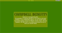 Preview of campbellbenefits.net